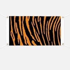 Tiger Stripes Banner
