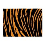 Tiger stripe 5x7 Rugs