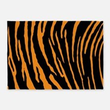 Tiger Stripes 5'x7'Area Rug