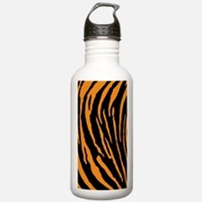 Tiger Stripes Water Bottle