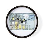 Halloween 45 Wall Clock