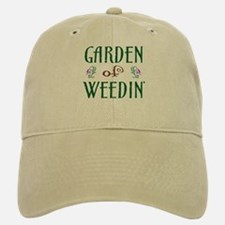 Garden of Weedin' Baseball Baseball Cap
