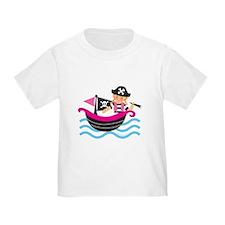 Pirate Girl T