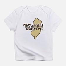 Unique State humor Infant T-Shirt
