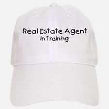 Real Estate Agent in Training Baseball Baseball Cap