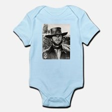 Clint Eastwood Black and White Infant Bodysuit