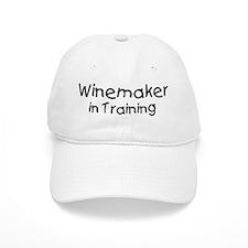 Winemaker in Training Baseball Cap