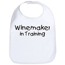 Winemaker in Training Bib