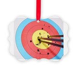 Archery Picture Frame Ornaments
