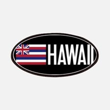 Hawaii: Hawaiin Flag & Hawaii Patch
