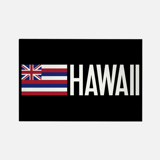 Hawaii: Hawaiin Flag & Hawaii Magnets