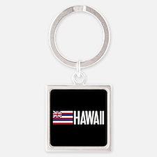 Hawaii: Hawaiin Flag & Hawaii Keychains