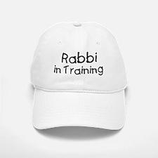 Rabbi in Training Baseball Baseball Cap