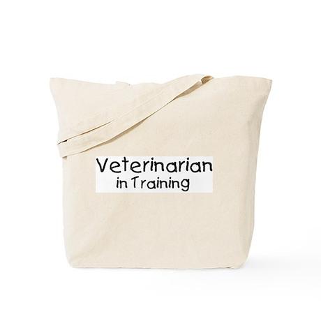 Veterinarian in Training Tote Bag