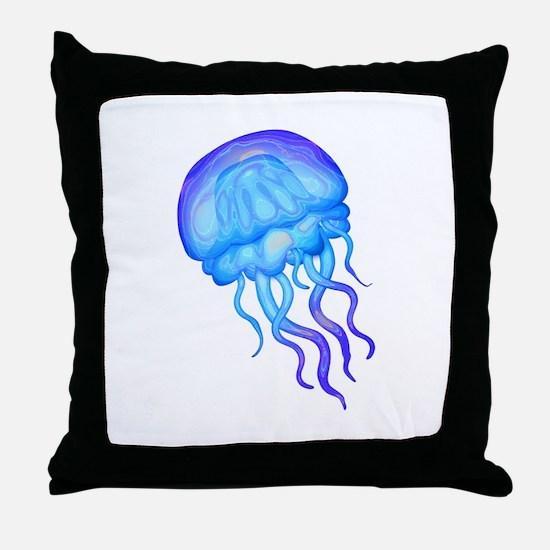 TENTACLES Throw Pillow