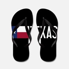 Texas: Texan Flag & Texas Flip Flops