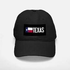 Texas: Texan Flag & Texas Baseball Hat