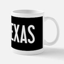 Texas: Texan Flag & Texas Mug