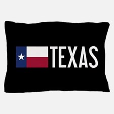 Texas: Texan Flag & Texas Pillow Case