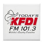 KFDI Tile Coaster