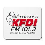 KFDI Mousepad