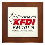 KFDI Framed Tile