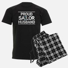 Proud Sailor Husband Pajamas