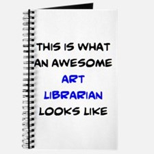 awesome art librarian Journal