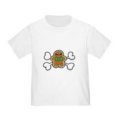 Gingerbread Man & Crossbones T