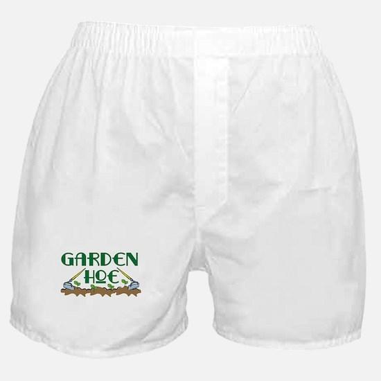 Garden Hoe Boxer Shorts