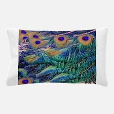 Wild Peafowl Pillow Case