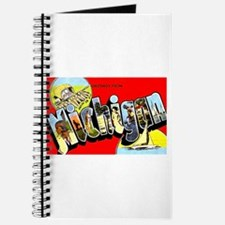 Michigan Greetings Journal