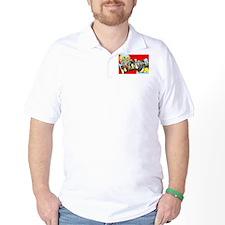 Michigan Greetings T-Shirt