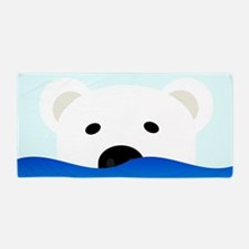 Arctic Bear Beach Towel