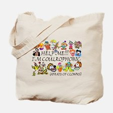 Unique Afraid Tote Bag