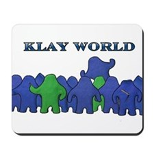 Klay World Mousepad