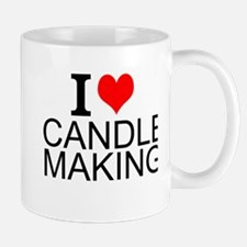 I Love Candle Making Mugs