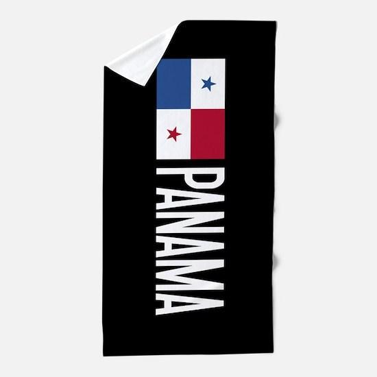 Panama: Panamanian Flag & Panama Beach Towel