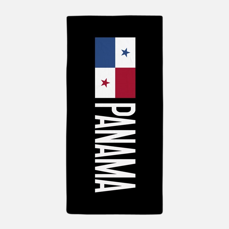 Panama: Panamanian Flag & Panama Beach Towel