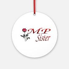 mp sister Ornament (Round)