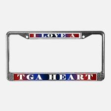 Chd License Plate Frame