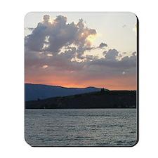 Lake Chelna  Mousepad