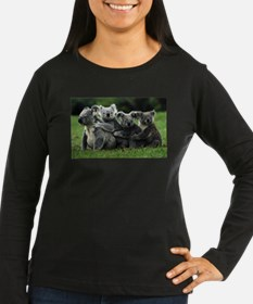 koala family Long Sleeve T-Shirt