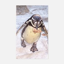 """""""penquin"""" Rectangle Decal"""