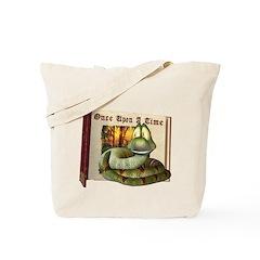 Asp N. Snake Tote Bag