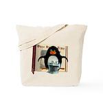 Pongo Penguin Tote Bag
