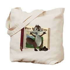 Nickie Squirrel Tote Bag