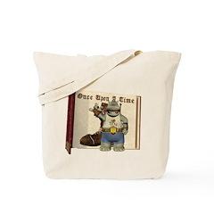 Heath Hippo Tote Bag