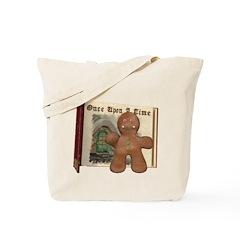 The Gingerbread Man Tote Bag