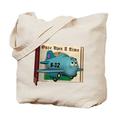 Emotiplane Tote Bag
